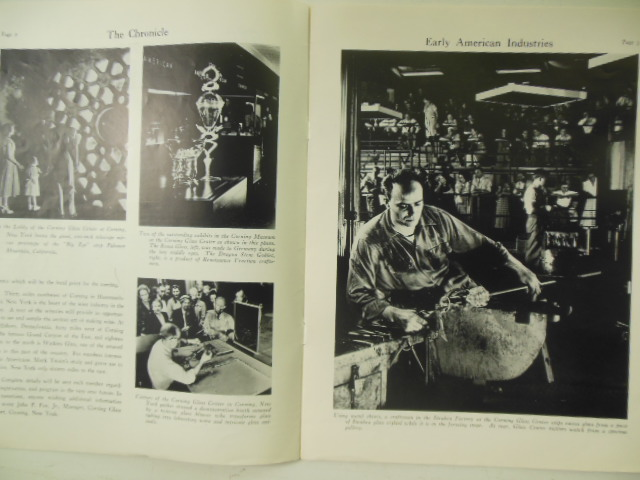 Image for The Chronicle of the Early American Industries Association 1957 (Full Run, Four Issues)