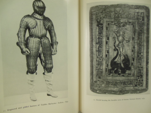 Image for Historical Armor; A Picture Book  Metropolitan Museum of Art 1957