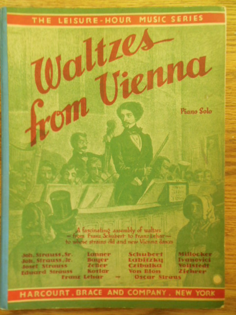 Image for Waltzes From Vienna 1935