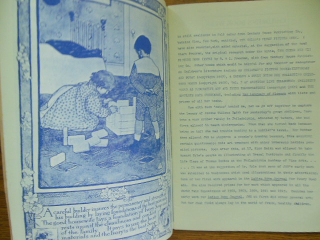 Image for Jessie Wilcox Smith Childhood's Great Illustrator; A Resume of Her Work 1863-1935 (1977)
