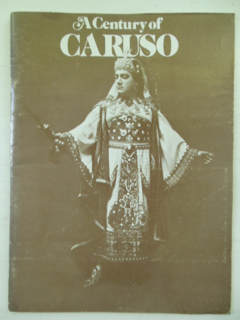 Image for A Century of Caruso 1975