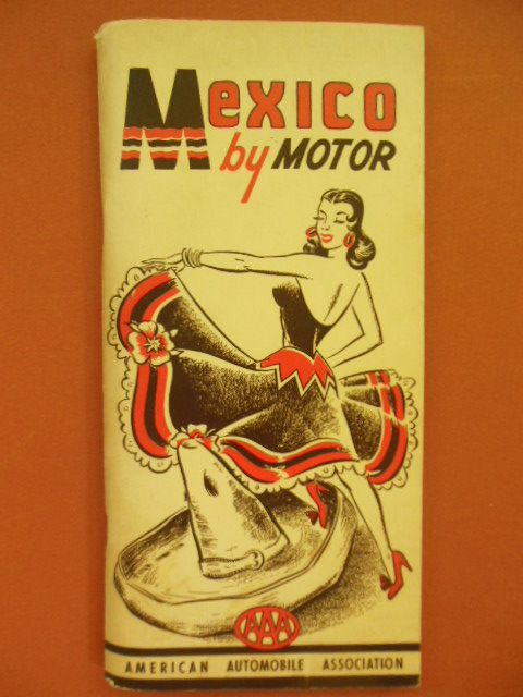 Image for Mexico By Motor