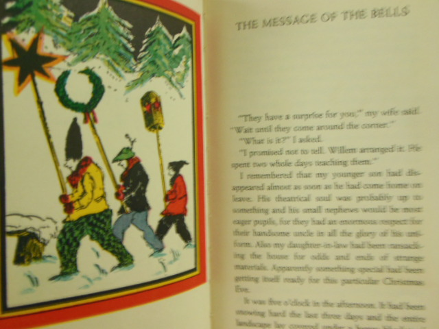 Image for The Message of the Bells, Or What Happened to Us On Christmas Eve (Gift Book)