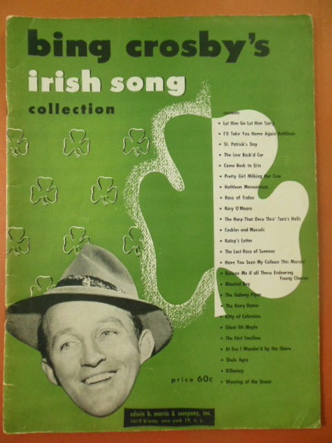 Image for Bing Crosby's Irish Song Collection 1944