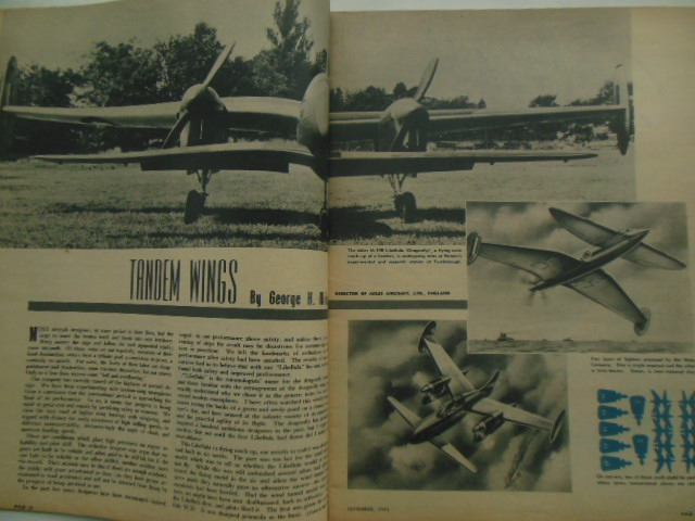 Image for Air Trails Pictorial Magazine November 1944