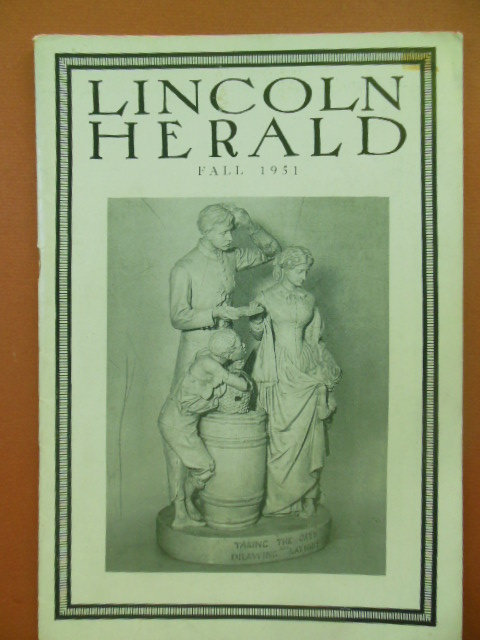 Image for Lincoln Herald Magazine Fall 1951