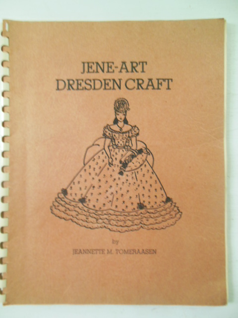 Image for Jene-Art Dresden Craft (Costume Dolls) 1948