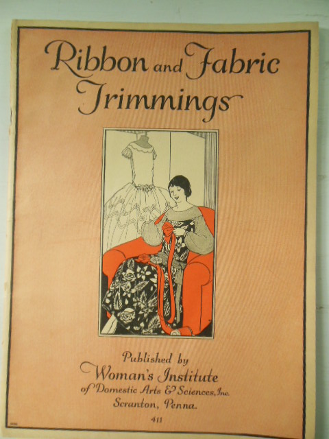 Image for Ribbon and Fabric Trimmings
