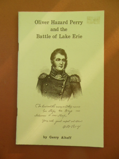 Image for Oliver Hazard Perry and the Battle of Lake Erie (SIGNED)