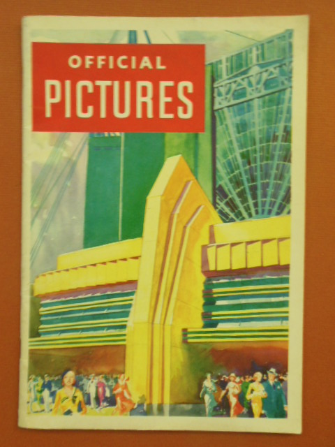 Image for Official Pictures of a Century of Progress Exposition 1933