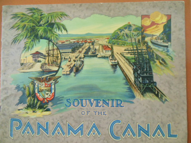 Image for Souvenir of the Panama Canal