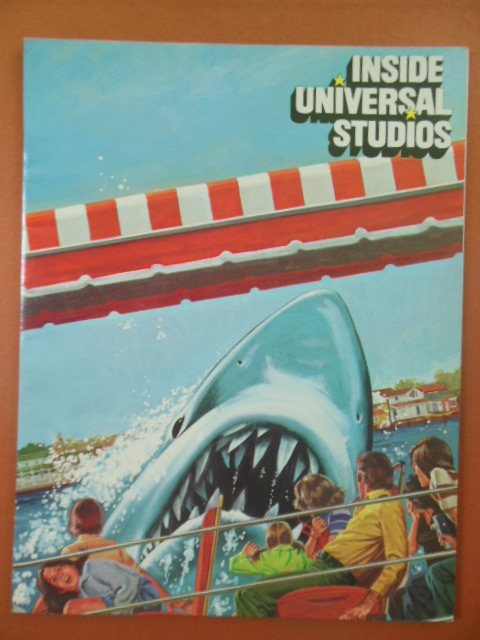 Image for Inside Universal Studios 1976