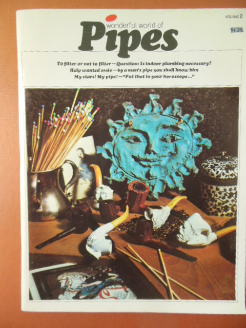 Image for Wonderful World of Pipes Magazine Volume 1, no. 2 (1971)