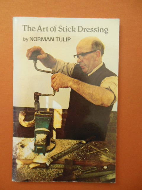 Image for The Art of Stick Dressing (Making Walking Sticks) 1978