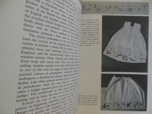 Image for A Primer of New England Crewel Embroidery 1963