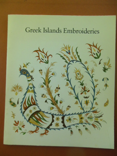 Image for Greek Island Embroideries 1980