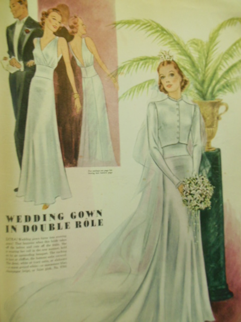 Image for McCall's Magazine June, 1938 Booth Tarkington, Color Fashion Plates