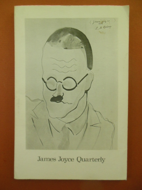 Image for James Joyce Quarterly Winter 1976