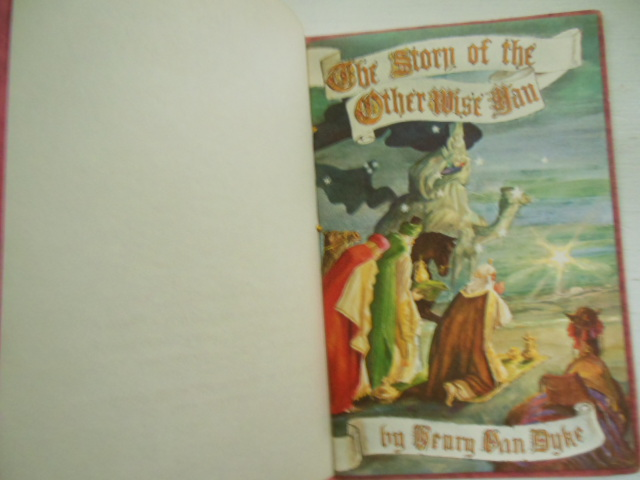 Image for The Story of the Other Wise Man (Stahl Gear & Machine co. Cleveland)