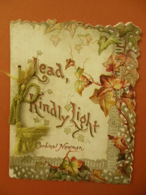 Image for Lead, Kindly Light (Die-cut Gift Book Raphael Tuck & Sons)