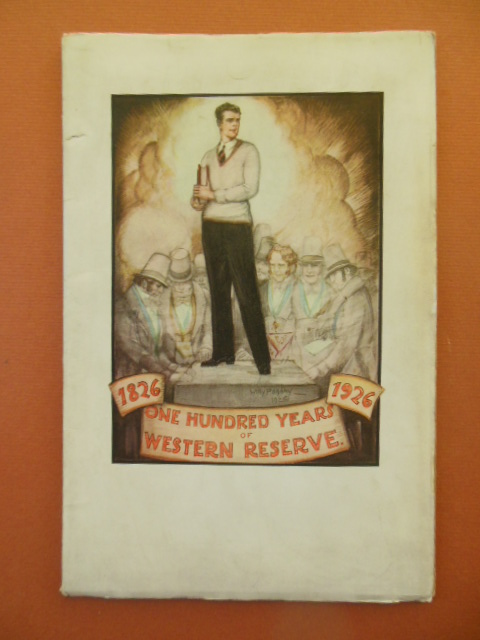 Image for One Hundred Years of Western Reserve Academy 1826-1926 (Hudson, Ohio)