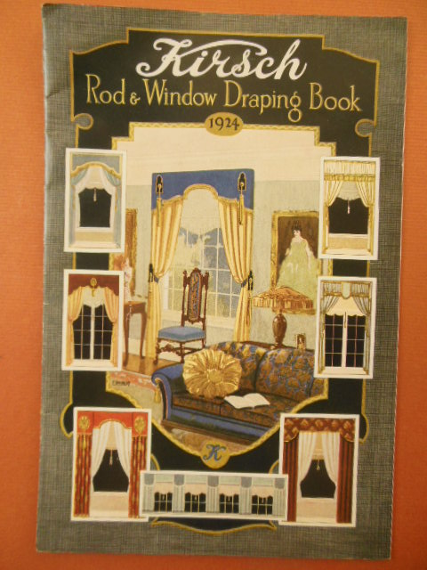 Image for Kirsch Rod and Window Draping Book 1924