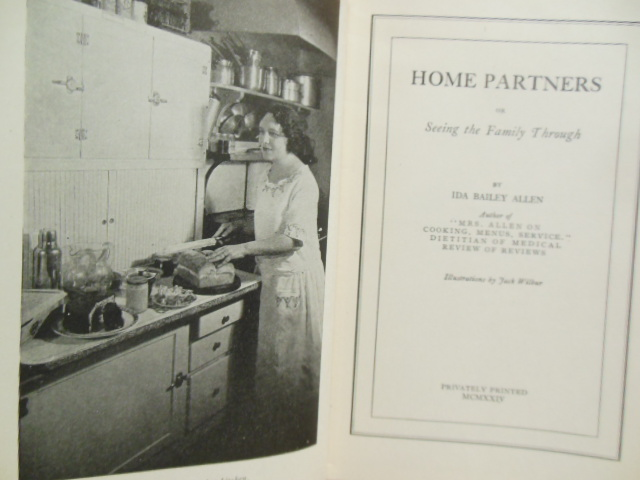 Image for Home Partners, Or Seeing Your Family Through (1924)