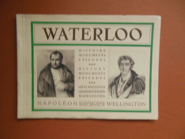 Image for Waterloo History, Monuments, Episodes