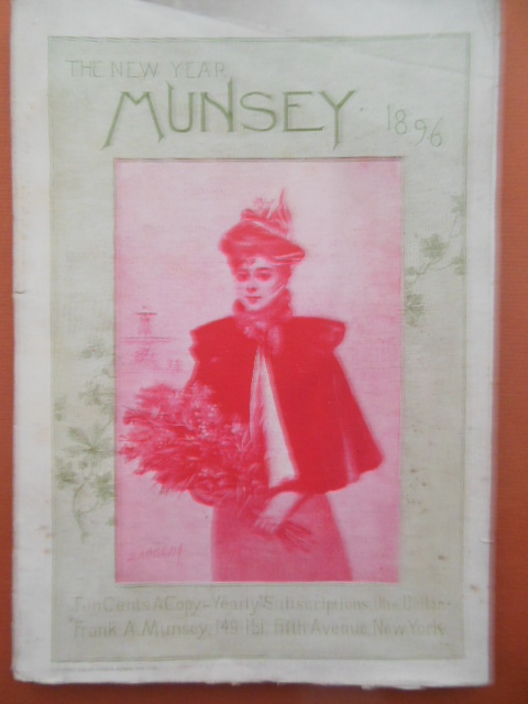 Image for Munsey Magazine January 1896