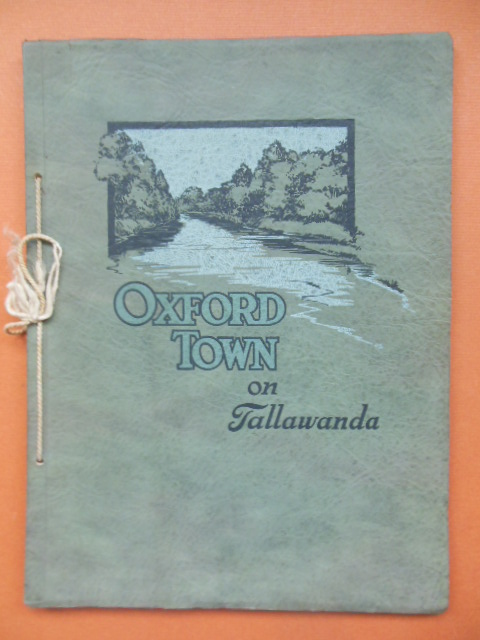 Image for Oxford Town on Tallawanda (Oxford, Ohio Miami University)