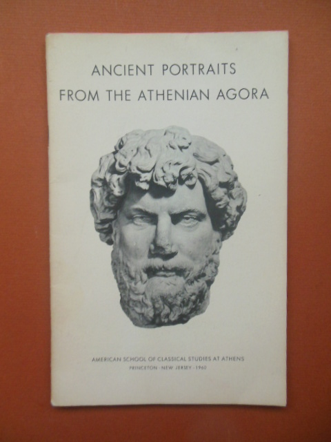 Image for Ancient Portraits from the Athenian Agora