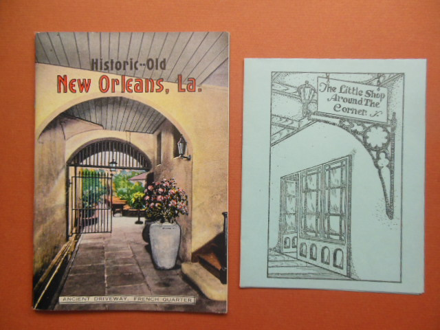 Image for Historic Old New Orleans, LA Local Menu Laid-in