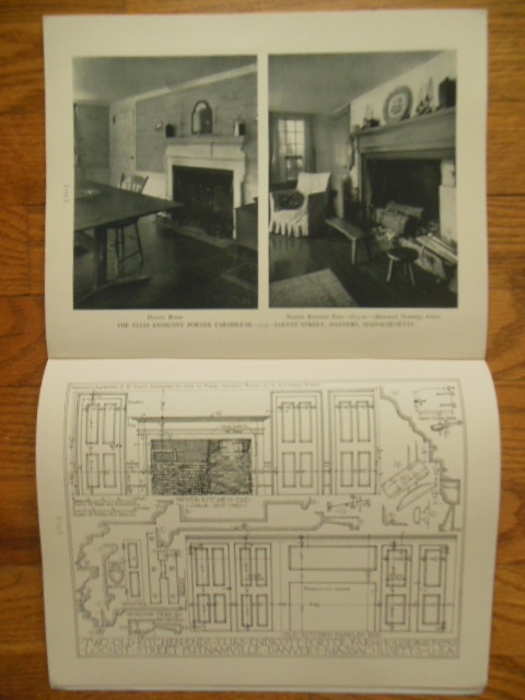 Image for Danvers, Massachusetts (Old Salem Village)  Part One, Part Two; The Monograph Series