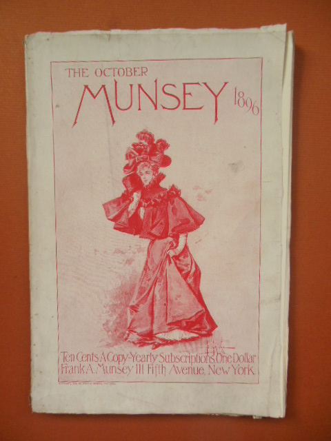 Image for Munsey Magazine October 1896