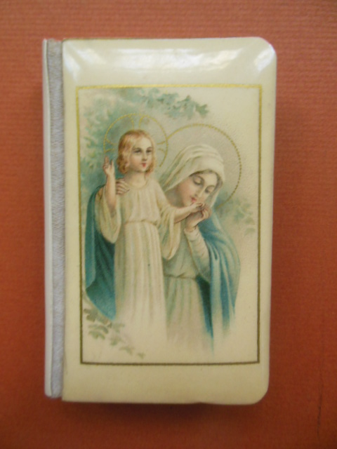 Image for Miniature Catholic Prayer Book  Czechoslavakia 1908