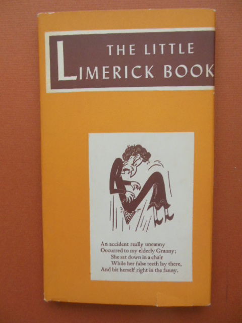 Image for The Little Limerick Book (An Uncensored Collection)1955