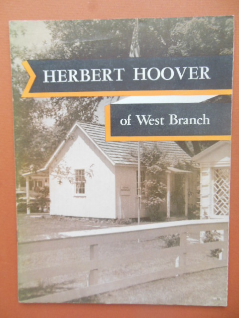 Image for Herbert Hoover of West Branch