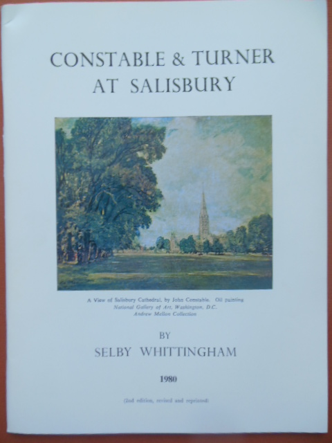 Image for Constable & Turner at Salisbury