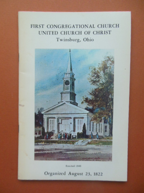 Image for First Congregational Church United Church of Christ Twinsburg, Ohio 1967