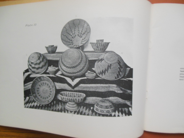 Image for Illustrated History of Indian Baskets and Plates Made by California Indians and Many Other Tribes 1970