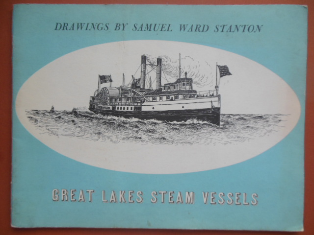 Image for Great Lakes Steam Vessels 1962