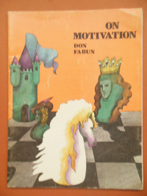 Image for On Motivation, Don Fabun 1969