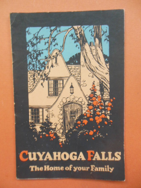 Image for Cuyahoga Falls; The Home of Your Family 1929 (Ohio)