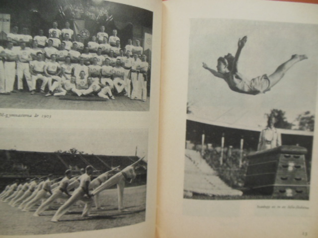 Image for The Swedish YMCA Gymnastic Team & The Sophia School Girls Gymnastic Troupe U.S.A. Tour 1939 Program