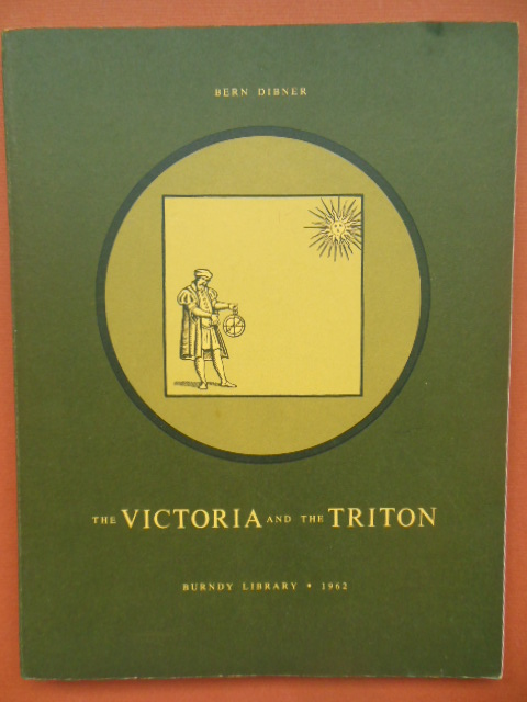 Image for The Victoria and The Triton (Sea Voyages, Color Fold-out Map) 1962
