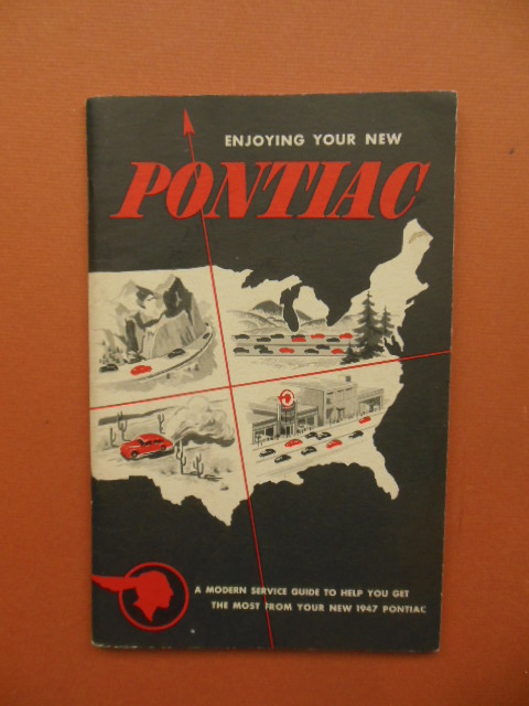Image for Enjoy Your New Pontiac 1947