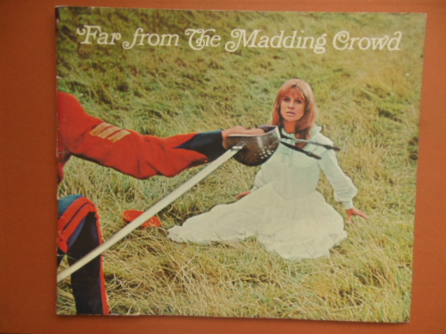 Image for Far From the Madding Crowd Movie Souvenir 1967