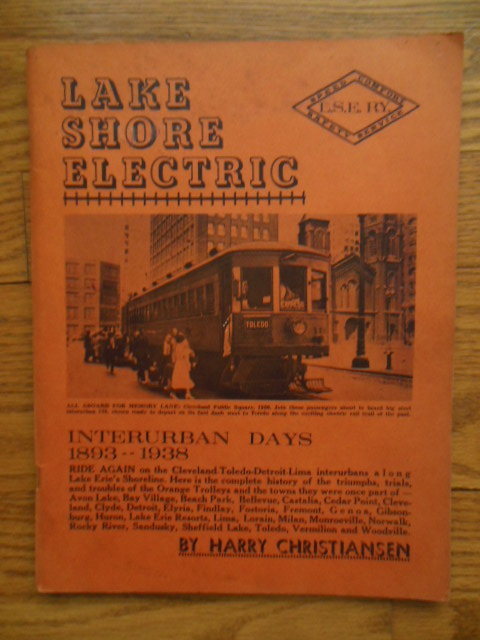 Image for Lake Shore Electric Interurban Days 1893-1938
