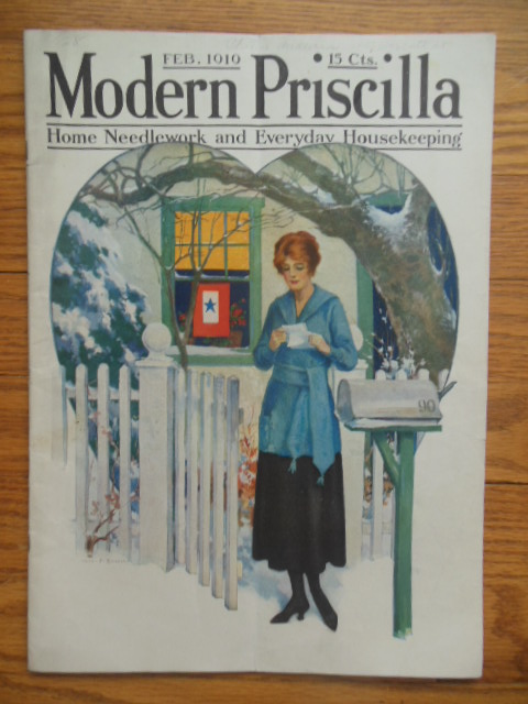 Image for Modern Priscilla Magazine February 1919