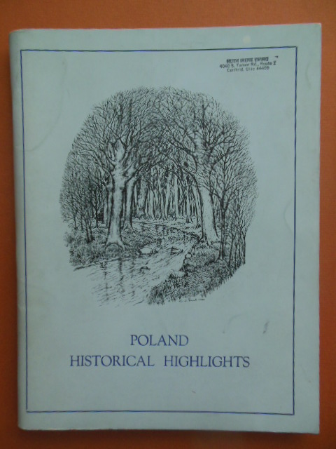 Image for Poland Historical Highlights (Poland, Ohio Centennial 1966)